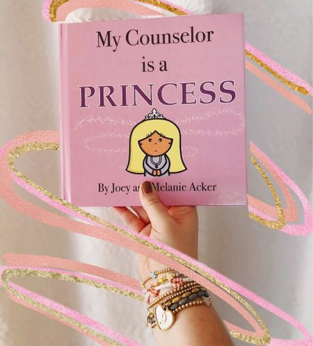 The sweetest book if you're a counselor 👑👸🏼👑