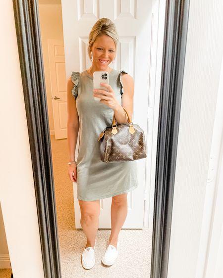 Dress + shoes less than $50?!🤩✨ http://liketk.it/3hNXZ #liketkit @liketoknow.it #LTKsalealert #LTKstyletip You can instantly shop my looks by following me on the LIKEtoKNOW.it shopping app
