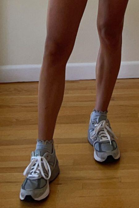 Ruffle socks   #LTKshoecrush #LTKstyletip #LTKunder50