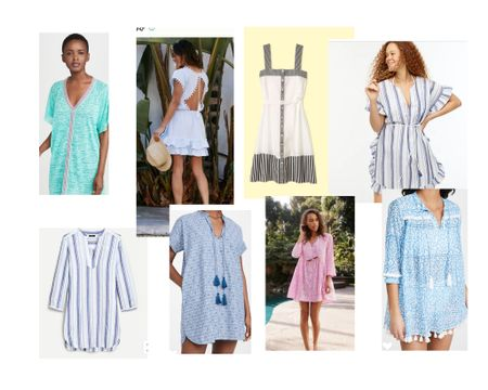 Summer on the brain over here.  Rounding up my favorite cover ups.  Only buy what you absolutely love, and you won't have a hard time staying organized! http://liketk.it/3cnun @liketoknow.it #liketkit