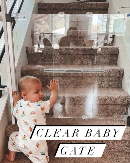 FINALLY a baby gate that's not an eye sore!! This baby gate won't mess up your home decor because it's barely noticeable. MUST. HAVE. http://liketk.it/36vv1 @liketoknow.it #liketkit #LTKbaby #LTKkids #LTKhome