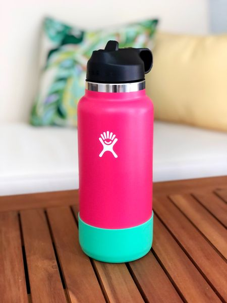 Sip in style with a colorful Hydro Flask insulated water bottle!   Available in standard and wide mouth styles.   #LTKtravel #LTKhome #LTKunder100