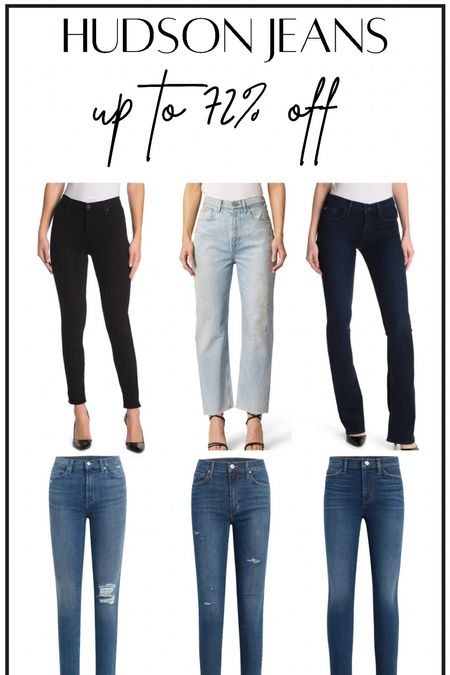 Hudson jeans #thedailydupes  #LTKbacktoschool #LTKunder100 #LTKsalealert