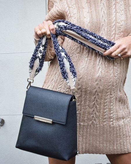 Spice up your current bag by adding a cool bag strap! http://liketk.it/2J5BD #liketkit @liketoknow.it #LTKunder50 #LTKstyletip #LTKbump