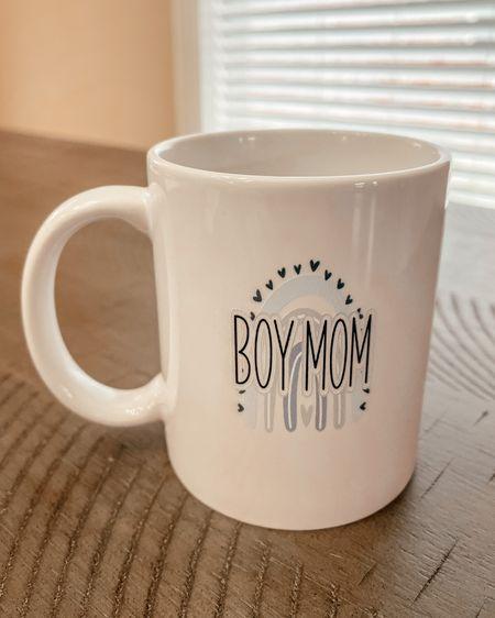 Boy Mom | Gift for Boy Mom | Mother's Day Gift | Etsy Find | Boy Mom Mug | Boy Mom Coffee Mug @liketoknow.it #liketkit http://liketk.it/3bOJ3