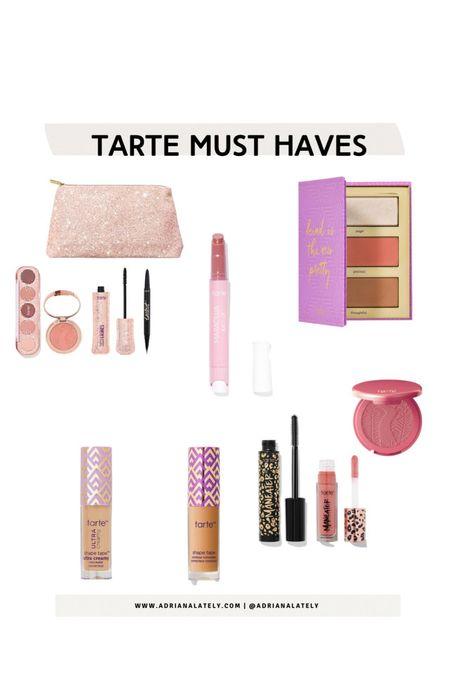 Tarte, Tarte cosmetics, mascaras    #LTKbeauty #LTKDay