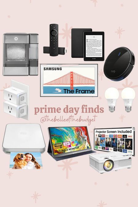 Amazon prime day sales - electronics and gadgets.   #LTKsalealert #LTKunder100 #LTKhome