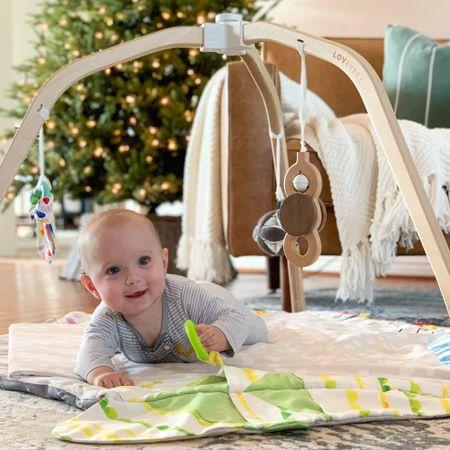 The best baby tummy time play mat.   #LTKbaby #LTKbump #LTKfamily