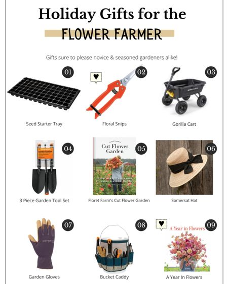 The best gift ideas for the flower enthusiast in your life! http://liketk.it/32C6T #liketkit @liketoknow.it
