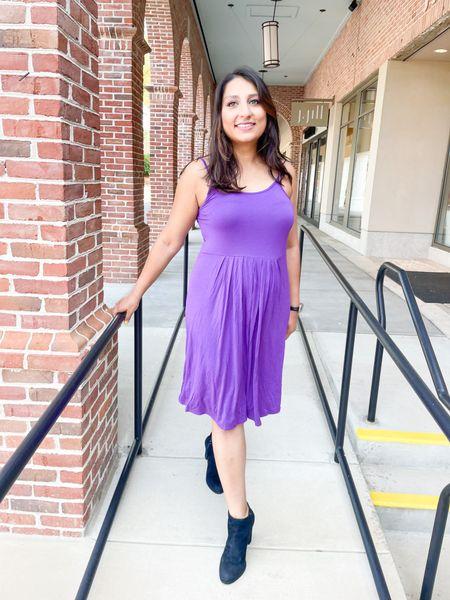Purple dress   #LTKstyletip #LTKSeasonal #LTKSale