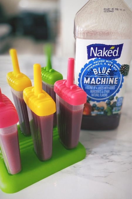 Naked Juice Popsicles for Toddlers  Popsicle mold Popsicle mold set toddler plates toddler snack cup snack cups mason jars drinking mason jars  @liketoknow.it #liketkit http://liketk.it/2Kkkx #LTKfamily #LTKkids @liketoknow.it.home @liketoknow.it.family #LTKhome