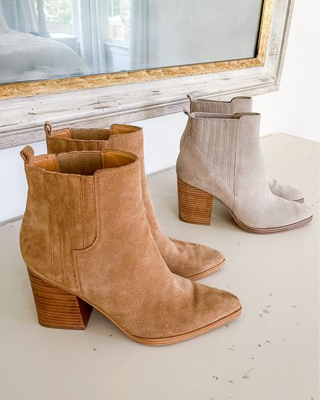 """Nordstrom Anniversary Sale 2021 is here! 🍂 I'm sharing my Nordstrom Anniversary Sale 2021 picks in my shop and on my blog, NatalieYerger.com. These nsale booties are a Vince Camuto favorite from last year, and there's a very similar pair available this year.  Click the """"similar"""" section to see the best nsale boots for 2021, including booties, knee high boots, and heeled boots. Happy shopping!  nordstrom anniversary sale boots nordstrom anniversary sale booties nordstrom anniversary sale marc fisher Nordstrom anniversary sale shoes nsale picks nsale boot nsale ankle booties    nsale shoes  nsale tryon nsale 2021 nsale preview   #nordstromanniversarysale #nordstromanniversarysale2021 #nsale #nsale2021 #nordstromsale #nsaletryon #nsalebooties #nsaleboots #nsalepicks #nsaleshoes"""