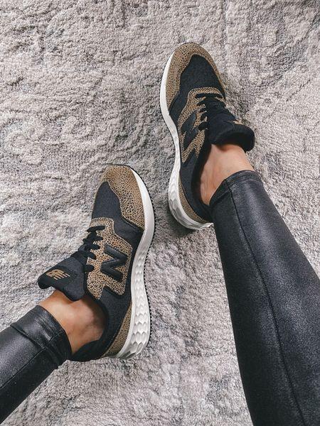 I'm obsessed 😍 these gorgeous, lightweight and super comfortable leopard sneakers are ON SALE! 🖤   #LTKshoecrush #LTKstyletip #LTKsalealert