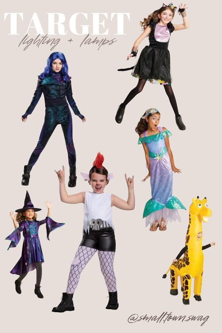 Target Halloween costumes 40% off TODAY ONLY! . . . . Fall outfit // fall outfits // kids costumes // baby costumes // Halloween costumes // Target finds // Target style // Target deals // Target sale // fall // costume // halloween // mermaid // witch // trolls // descendants // cat // giraffe   #LTKkids #LTKbaby #LTKSeasonal