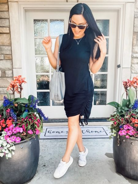 This is such a great spring and summer tee dress! http://liketk.it/3fLTx #liketkit @liketoknow.it  #ltkseasonal #competition