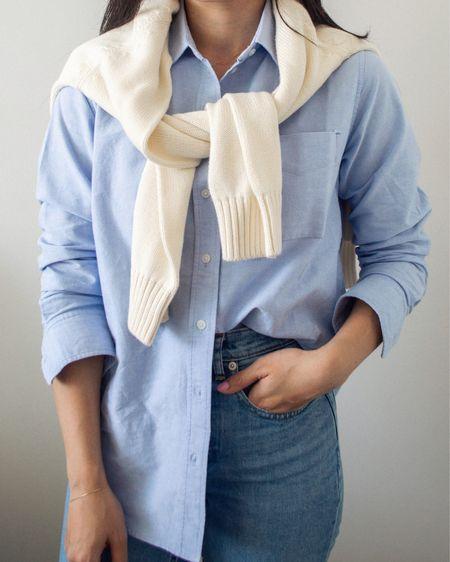 Sweater over shoulders - a love affair 💘   #LTKfit #LTKunder50 #LTKstyletip