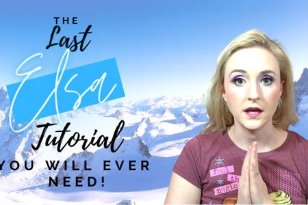 This is the ultimate makeup tutorial for Elsa cosplays. http://liketk.it/2Uh1p #liketkit @liketoknow.it