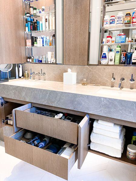 Bathroom [photo] dump 💩 . . . .  http://liketk.it/3ctfG #liketkit @liketoknow.it #LTKhome #LTKbeauty   #organize #organized #organization #homeorganization #bathroomorganization #bathroom #bath #beauty #interior #interiordesign
