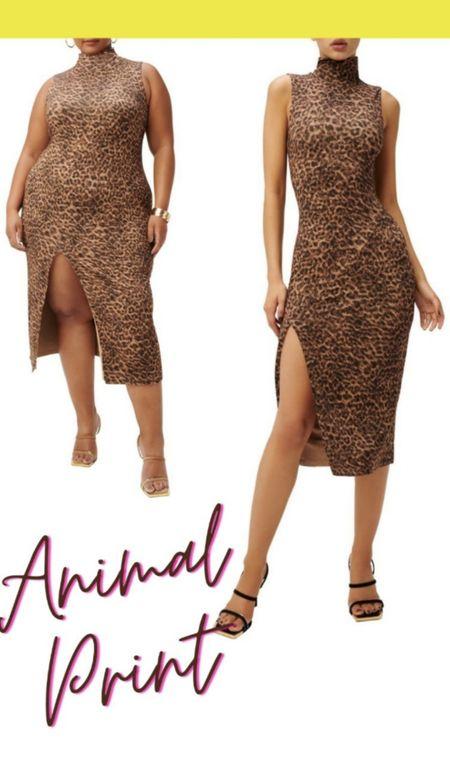 Leopard print dresses for Fall Season! http://liketk.it/3l4pC #liketkit #LTKsalealert #LTKunder100 #LTKcurves Screenshot or 'like' this pic to shop the product details from the LIKEtoKNOW.it app, available now from the App Store! @liketoknow.it