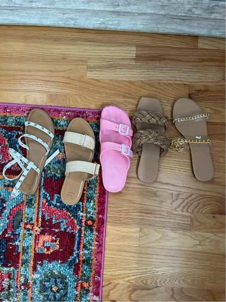 My favorite affordable sandals under $25  #LTKsalealert #LTKshoecrush #LTKunder50