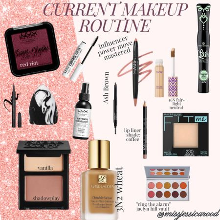 Current makeup routine 💕 #liketkit http://liketk.it/39NWL @liketoknow.it