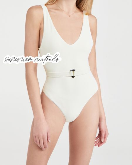 Neutrals for summer from Shopbop 🤍 http://liketk.it/3h3yJ #liketkit @liketoknow.it #LTKstyletip #LTKshoecrush