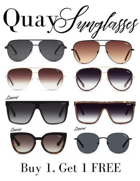 Quay sunglasses sale   #LTKstyletip #LTKsalealert #LTKunder50