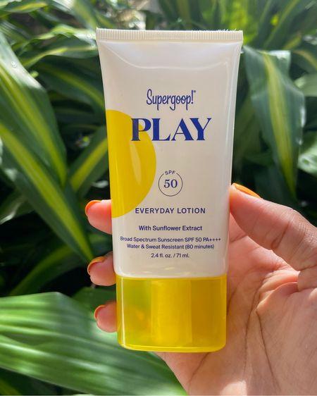 The best clear transparent sunscreen, especially for Black WOC  #liketkit http://liketk.it/34eIz @liketoknow.it