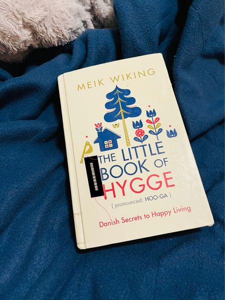 Literally the best book I've read in a while. It goes into how to slow down and make the most of life's moments. Like there's a whole chapter on making the best vibes with your home's lighting. The best tips from the most unexpected read.   #LTKhome #LTKVDay #LTKSeasonal