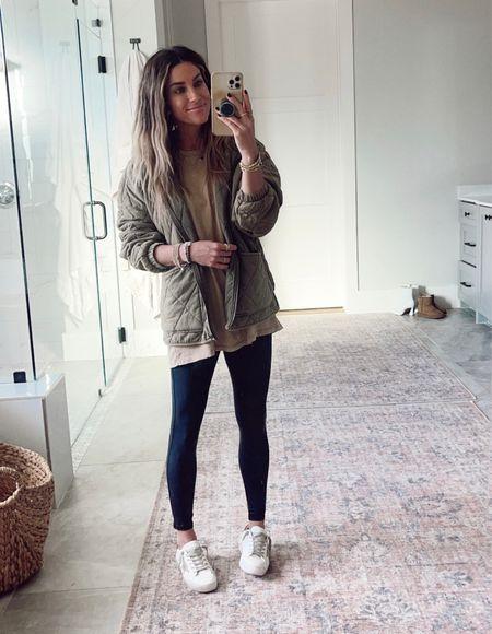 Size medium in this target jacket. Great travel or errand outfit!    #LTKstyletip #LTKtravel #LTKunder50