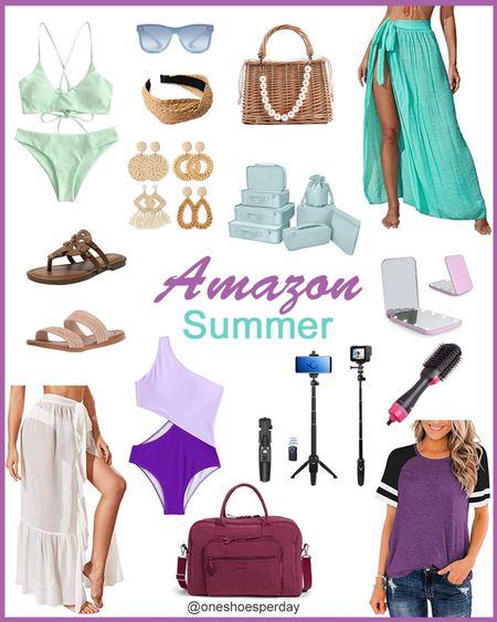 Amazon Summer Fashion  Swimsuit  Cover up    http://liketk.it/3l9hf @liketoknow.it #liketkit #LTKDay #LTKsalealert #LTKunder50 #LTKtravel #LTKswim #LTKshoecrush #LTKitbag #LTKbeauty #amazonfashion #coverup #swimsuit #swimwear #makeup #travel #luggage #sunscreen