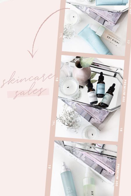 So many amazing skincare sales! Some of my favorite clean beauty finds from my routine like Indie Lee, Tula and Maelove are on sale! http://liketk.it/32saW #liketkit @liketoknow.it #LTKgiftspo #LTKbeauty #LTKsalealert