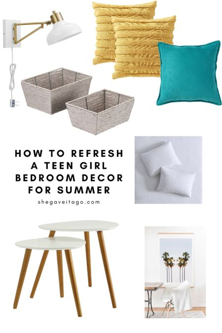Walmart home // Exact items I used for my teen daughter's bedroom refresh! http://liketk.it/3iYZs #LTKstyletip #LTKhome #LTKkids #liketkit @liketoknow.it @liketoknow.it.home @liketoknow.it.family You can instantly shop my looks by following me on the LIKEtoKNOW.it shopping app
