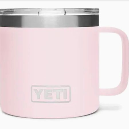 My FAVORITE coffee mug of all time is on sale for under $20 right now. This Yeti usually runs $25+ depending on the color. The shade Ice Pink is selling out SO fast everywhere, so HURRY if you want to score yours before they're gone for good!! 🙌🏻 http://liketk.it/35EyK @liketoknow.it #liketkit #LTKunder50 #LTKsalealert #LTKNewYear