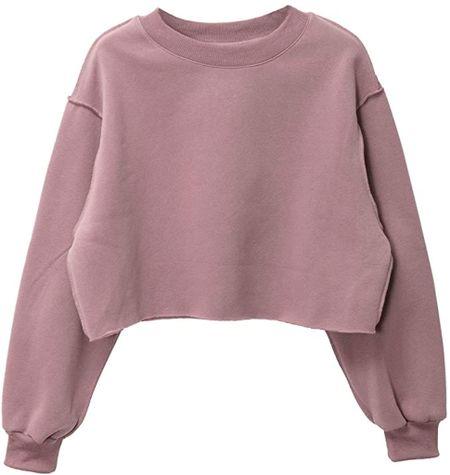Amazon cropped sweatshirt, sweaters, fall sweaters, casual sweaters, cardigans, cozy sweaters, off the shoulder sweaters, backless sweaters, open back sweaters, oversized sweaters #founditonamazon @amazonfashion @shop.ltk #liketkit 🥰 Thanks for being here with me 🤍 XO Christin #LTKstyletip #LTKshoecrush #LTKcurves #LTKitbag #LTKsalealert #LTKfit #LTKunder50 #LTKunder100 @LTKworkwear #LTKtravel #LTKGiftGuide #LTKHoliday #LTKSeasonal