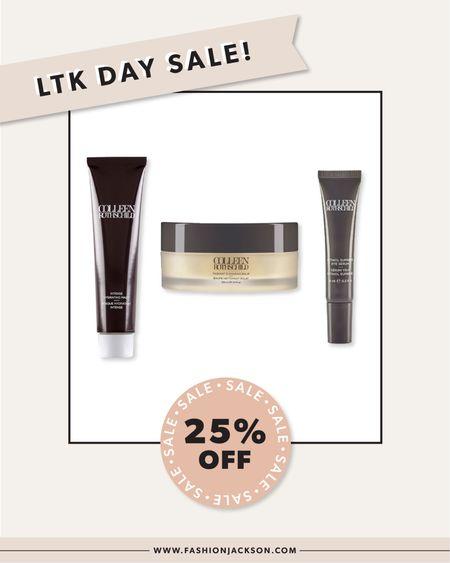 Get 25% off my favorites from Colleen Rothschild during the LTK Day sale! #beauty #skincare #facemask #moisturizer #fashionjackson http://liketk.it/3hhxk #liketkit @liketoknow.it #LTKDay #LTKsalealert #LTKbeauty