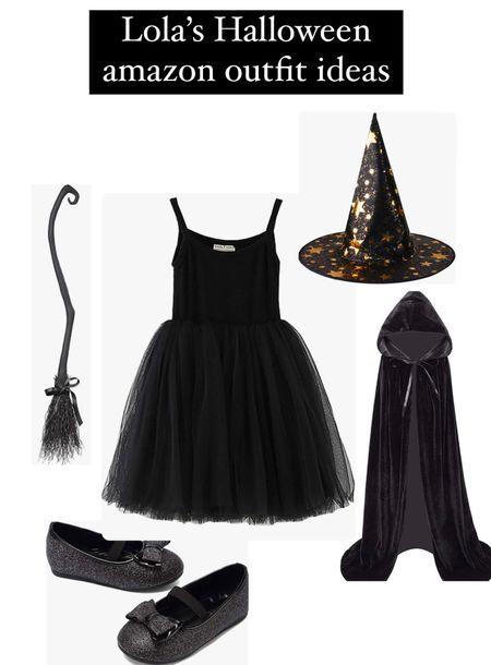 Toddler simple amazon Halloween costume idea   #LTKkids #LTKbaby #LTKunder50