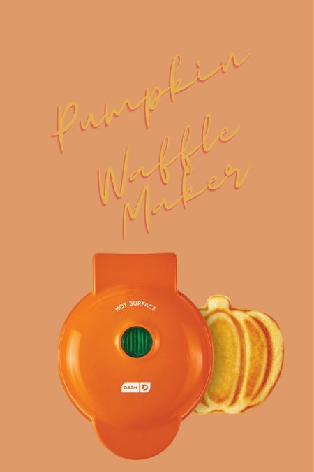 http://liketk.it/2WkLS I will be making pumpkin waffles all fall season long! Just ordered mine today and cannot wait to use this! This is normally $27 on Amazon and it's sold out! Target has it for $9.99!! Amazing! 🎃🧡🧇 #liketkit @liketoknow.it Screenshot this pic to get shoppable product details with the LIKEtoKNOW.it shopping app