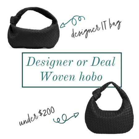 Designer or deal is back on the blog! 💃🏻 loving this version of a hot IT bag for under $200 🎉 read all about it on the blog or shop it here ❤️  #LTKitbag #LTKGifts #LTKstyletip