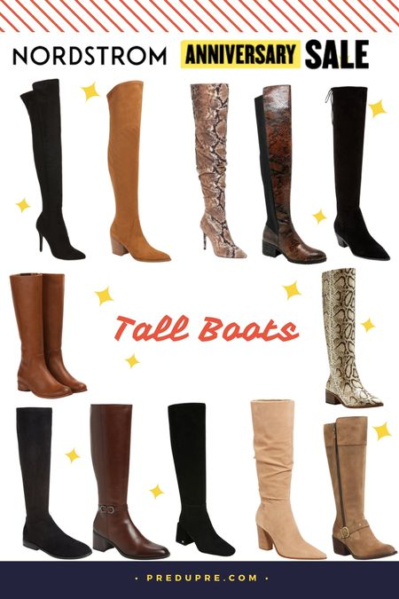 Shop my tall boots selections from the Nordstrom Anniversary Sale!  So many cute choices for fall so be sure to check out the  #nsale fall boot favorites! http://liketk.it/2Ujyx @liketoknow.it #liketkit #rStheCon #LTKsalealert #LTKstyletip #LTKunder100 #LTKshoecrush Download the LIKEtoKNOW.it app to shop this pic via screenshot