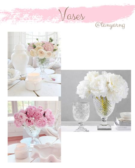 My vases for peonies! http://liketk.it/3gtes #liketkit @liketoknow.it #LTKunder50 #LTKunder100 #LTKhome @liketoknow.it.home