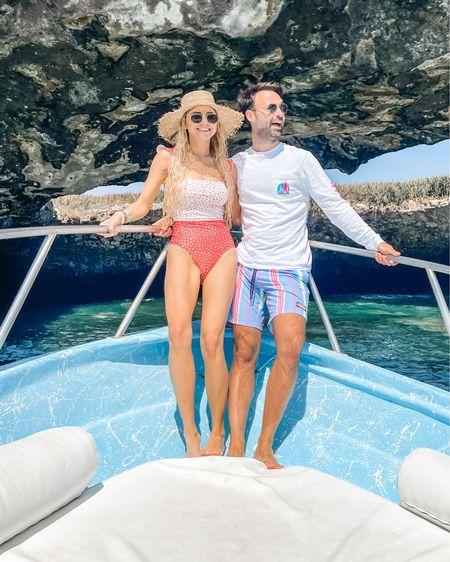 Summer style, one-piece, Summersalt, bathing suit, vacation outfit http://liketk.it/3etNL #liketkit @liketoknow.it #LTKunder100 #LTKtravel #LTKswim
