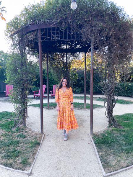 Dress is size medium   #LTKtravel #LTKunder100 #LTKwedding