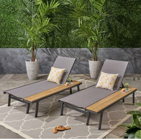 Backyard oasis 🌞   #compettition #backyard #poolside #Summer #patiostyle   #LTKSeasonal #LTKsalealert #LTKDay