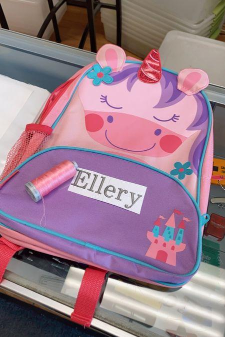 Ellery's preschool backpack!   #LTKunder50 #LTKkids #LTKfamily