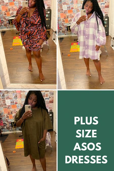 A few of my favorite recent plus size finds from ASOS curve!   #LTKcurves #LTKtravel