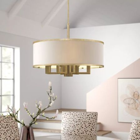 Who else is loving gold details? They are definitely here to stay! I'm obsessed with gold light fixtures, picture frames and accessories, especially paired with blush pink. This 7-light chandelier is 54% off right now!!! It comes in 3 colors. Follow me at 'TheClassyWoman' on the @liketoknow.it shopping app to get the product details for this look and others. You can also use this link in your browser: http://liketk.it/2NNCV #liketkit #ltkhome #homedecor #gold #lighting #interiordesign #designinspo #StayHomeWithLTK
