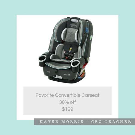 Convertible car seat on sale http://liketk.it/331tV #liketkit @liketoknow.it #babyfinds #carseat #salealert