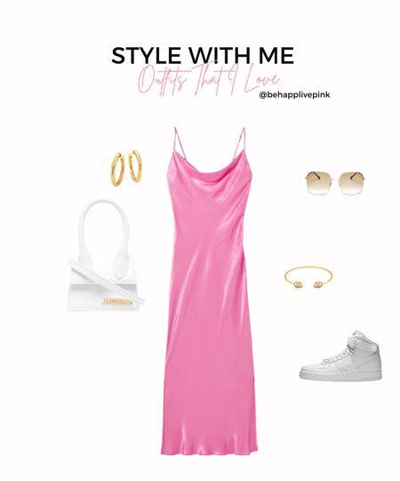 Pretty in pink 💕  #LTKunder100 #LTKfit