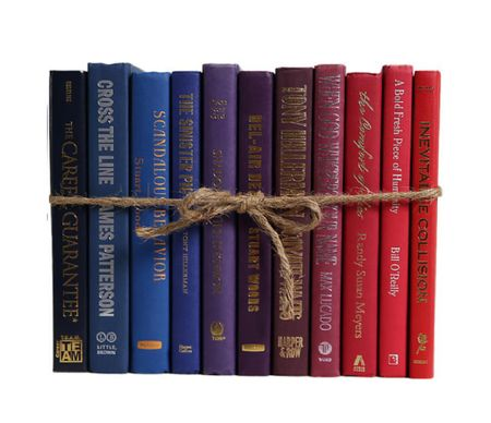 Zhushing up my bookshelves with these colorful books by the foot.   #LTKstyletip #LTKhome